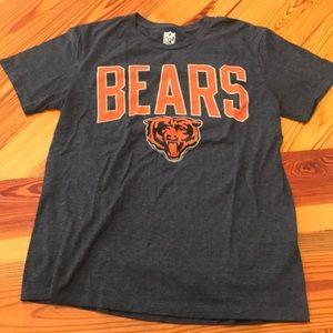 Chicago bears nfl team apparel T-shirt medium